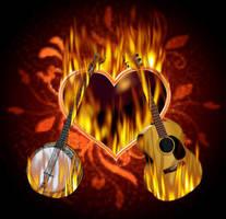 Bluegrass is Hot by RodneyzPc