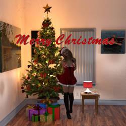 Merry Xmas 2017 by draperx