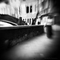 a figure walk by DavideDeDomenico