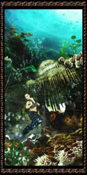 Undersea Cache by DigitalPhenomena