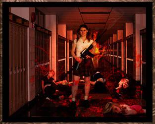 Suzie Miller Has Her Revenge by DigitalPhenomena