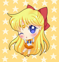 Mini-Chibi Sailor Venus by kayoko-chan