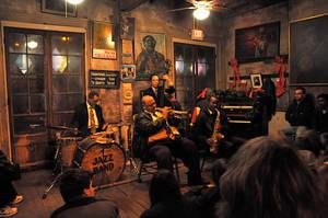 Preservation Hall New Orleans by JoyfulGypsy