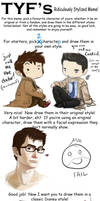 Style Meme - DW and SPN by JoannaJohnen