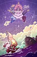 SU!Zelda AU by JoannaJohnen