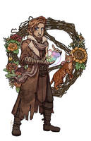 Flowers for Caleb by JoannaJohnen