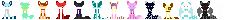 Pixel Dudes by Rainy-bleu