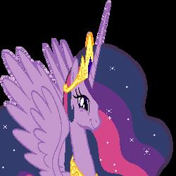 Princess Twilestia by DiggerShrew