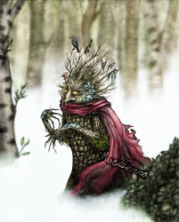 Ent colored by MuseTerra