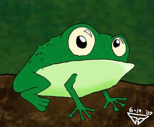 Frog by LpJunkie