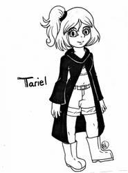 Art Trade: Tariel by ShadowBunny89