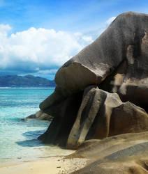 La digue, Seychelles 16 by maghigol