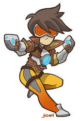 Tracer by JoelRCarroll