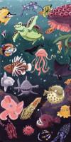 Aquarium by elephantblue