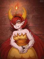 [SVTFOE] Cunning Flame by KamiSulit
