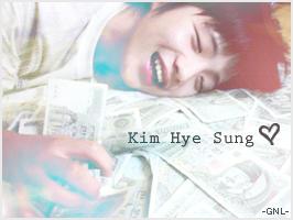 To Kayeah its Kim Hye Sung XD by samshil