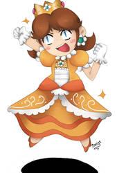 Hi, I'm Daisy! by MoOn-CiTy