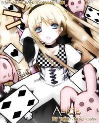 ++Alice 4 AFG++ by yoshi-nekochan