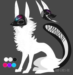 custom design for Hisdeer by GOD-LIKES-ME