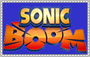 Sonic Boom Stamp by toni987