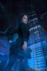 Vampire Hunter by LFGProductions