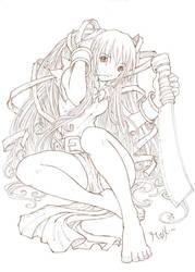 blade maiden by whitehyde