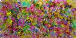 Colourful drops by Juanilla