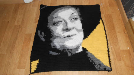 McGonnagal Blanket Square by Maintje