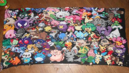 Pokemon 56 finished by Maintje