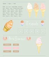 Ice cream custombox by My-test-accountt