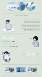 Penguin Custombox by My-test-accountt