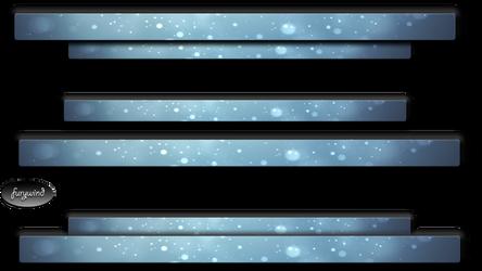 stream overlay bar template by furywind by furywind