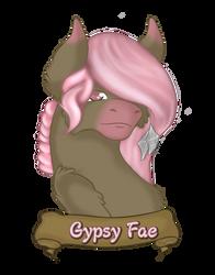 Gypsy Fae head shot by furywind