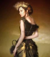 The Secret of Madame Mouchard by SharonLeggDigitalArt