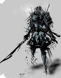 samurai by Peachlab