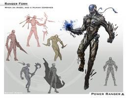 Power Ranger by Peachlab