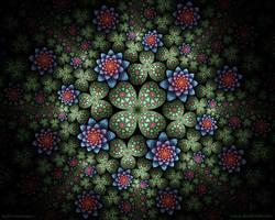 Four-Leaf Clover by Zueuk