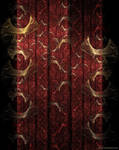 Red Tapestry by Zueuk