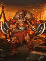 Barbarian by NeoArtCorE