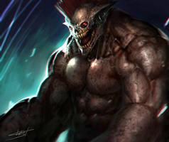 Evil Punk by NeoArtCorE