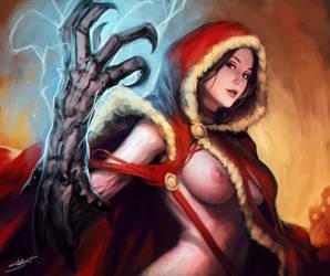 Red Hood by NeoArtCorE
