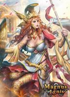 Athena by NeoArtCorE