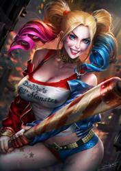 Harley Quinn by NeoArtCorE