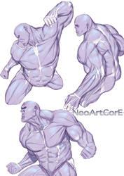 Male Anatomy 25042018 by NeoArtCorE