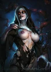 Demon Nun by NeoArtCorE