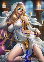 Sword Maiden by NeoArtCorE