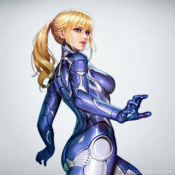 R.E.S.C.U.E. Mark 1616_Pepper Potts by NeoArtCorE