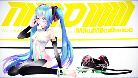 Vocaloid MIKU HATSUNE Append 01 by 1FNPONY