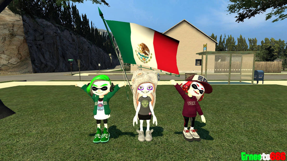 [GMOD]Mexico's Woomy-ndependence day by Ernesto666