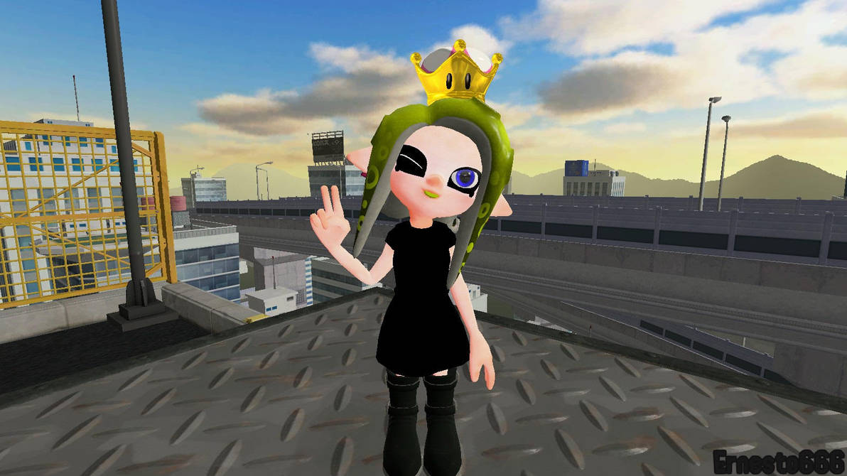 [GMOD]Octo Bowsette by Ernesto666
